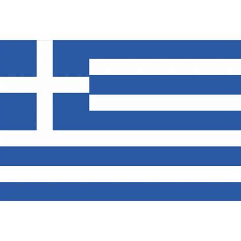 die aufkleber mit der griechischen flagge sind