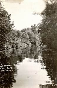 Clear Lake Historical Postcards Steuben County Indiana