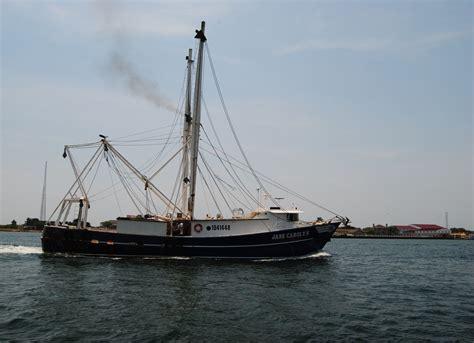 Scallop Boat by Debdavervadventure