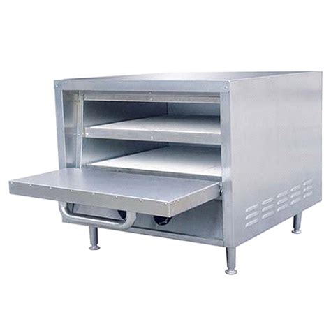 Countertop Baking Oven by Adcraft 240v Countertop Baking Oven With 2 Ceramic 18