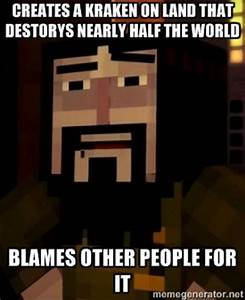 Steam Community Minecraft Story Mode A Telltale