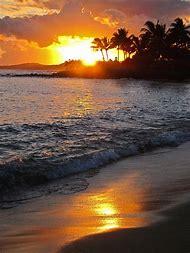 Kauai Hawaii Sunset