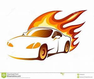 Racing Flames Clipart (77+)