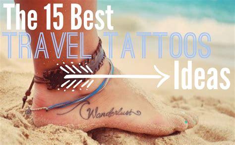 travel tattoos ideas