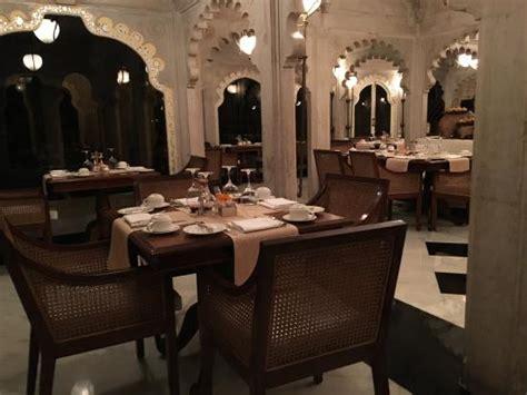 Dining Room  Picture Of Taj Lake Palace Udaipur, Udaipur