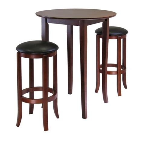 pub table solid wood solid wood pub table bellacor