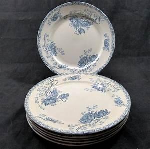 Service Vaisselle Porcelaine : service de table sarreguemines vaisselle ~ Teatrodelosmanantiales.com Idées de Décoration