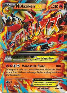 M Blaziken-EX (XY Promo 86) - Bulbapedia, the community ...