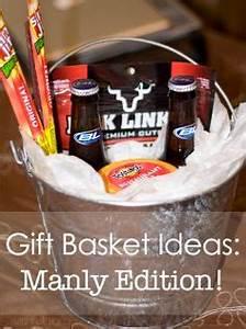Man Basket on Pinterest