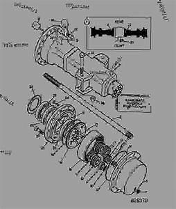 Axle Assembly  Rear Drive  U0026 30kph - Construction Jcb 3cx-export