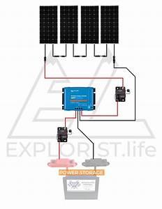Motorhome Solar Panel Wiring Diagram