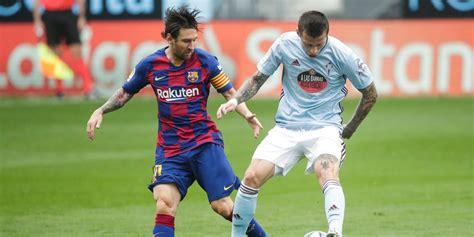 Barcelona vs. Celta de Vigo EN VIVO ONLINE por La Liga ...