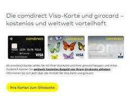 comdirect kreditkarte kostenlos bargeld abheben