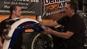 Harley Davidson Rear Fender Removal