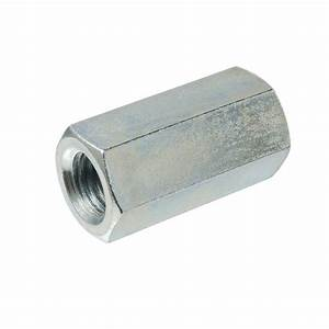 Everbilt 5/16 in -18 tpi Zinc Rod Coupling Nuts-822271