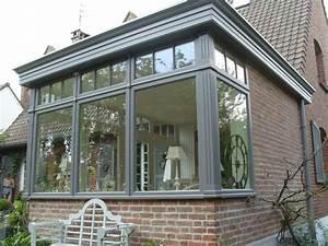 esapace extensions agrandissement maison nord veranda With ordinary exemple plan de maison 12 photos extension ossature bois