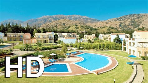 hotel pilot beach resort georgioupolis kreta youtube