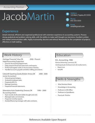Free Contemporary Resume Templates by Resume Exles Collection Of Templates That You