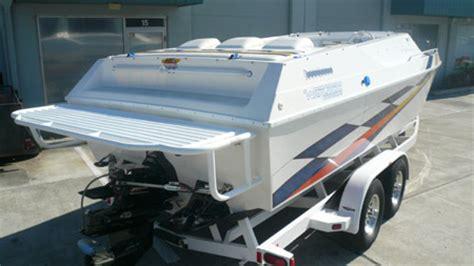 Tubular Boat Swim Platform by Tubular Offshore Boat Swim Platforms