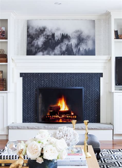 Best Tile Fireplace Surround Ideas And Images On Bing Find What