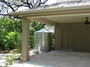 Gallon Chart Galvanized Metal Cisterns And Tanks For Rainwater Storage