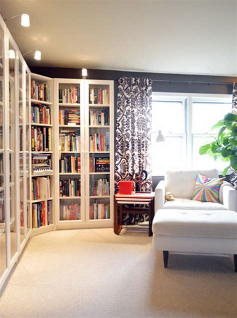 Ikea Corner Bookcase by 30 Genius Ikea Billy Hacks For Your Inspiration 2017