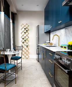 navy kitchen cabinets contemporary kitchen benjamin With what kind of paint to use on kitchen cabinets for navy and silver wall art