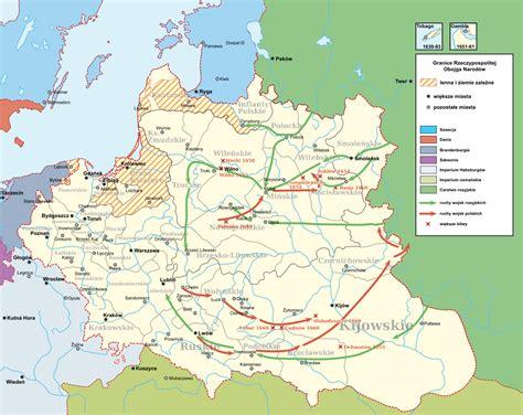 Lubomirski Wikipedia wojna polsko rosyjska  wikipedja wolna 1200 x 954 · png