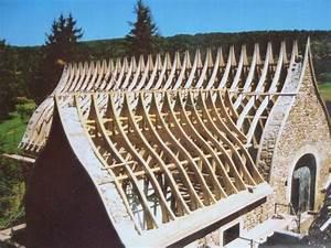 near figeac charpente dans le lot 46 michea maison With maison bois et pierre 5 chandolas maison ossature bois charpente traditionnelle