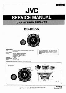 Jvc Cshs55