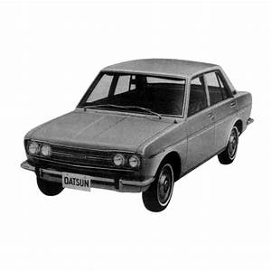 Datsun 510 - Service Manual - Wiring Diagrams