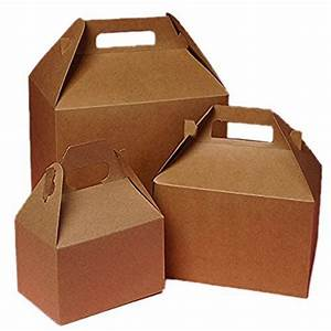 Cardboard Boxes With Handles  Amazon Com