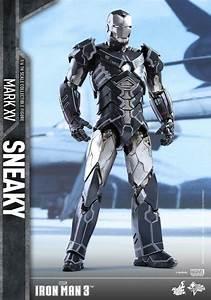 Hot Toys Sneaky Iron Man Mark 15 MMS Photos