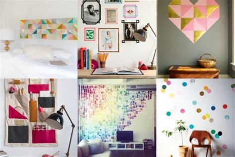 Zimmer Verschönern Diy by Bunte Diy Deko Die Das Zimmer Aufhellen Nettetipps De