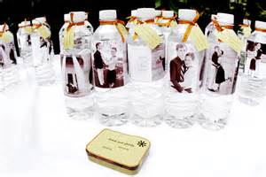 water bottle labels for wedding wedding welcome bag ideas