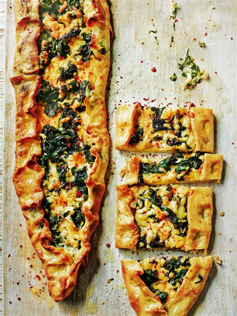 spinach pide recipe turkish recipes john gregory smith