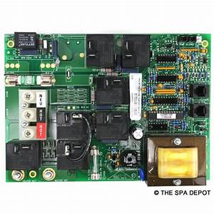 Balboa U00ae Spa Circuit Board For Jacuzzi Value  52213