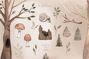 The, Forest, Story, By, Anna, U0026, 39, S, Creations