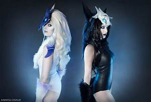 Kindred League Of Legends By Kinpatsu Cosplay On DeviantArt