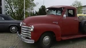 1953 Chevrolet Half