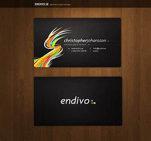 Beautiful business awesome business cards elasticpanda for Picture on business card
