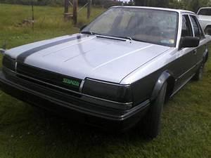 1988 Nissan Stanza - Overview