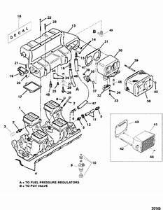 Mercruiser 8 2l Mie Mpi  Gen  Vi  Gm 502 V