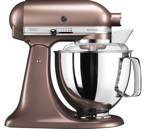 buy kitchenaid artisan ksmpsbap stand mixer apple cider  delivery currys