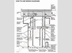repairmanuals Audi S4 1993 Wiring Diagrams