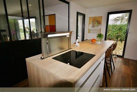 atout cuisine great cuisine semi ouverte avec verrière photos gt gt cuisine