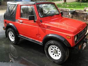 1994 Suzuki Samurai All Models Service And Repair Manual