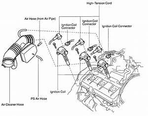2003 Tacoma Spark Plug Boot