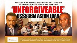 Portion of US$536M Asian Loan Reportedly Paid Out to ...