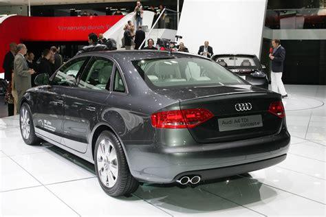 Photo Audi A4 Tdi Concept E Mondial Automobile 2008